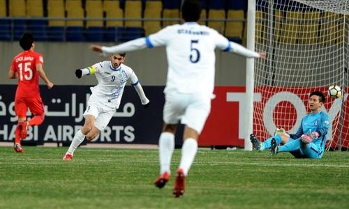 Uzbekistan vs South Korea: The best goals