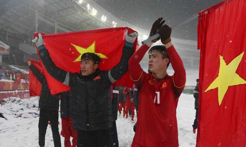 Vietnam U23 football team: The journey