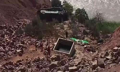 At least 22 die in Peru after bus plunges into ravine