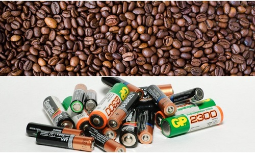 Coffee factory plant stung for using battery chemicals to dye granules