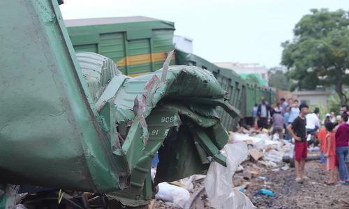 Consecutive crashes signal alarming week for Vietnam Railways