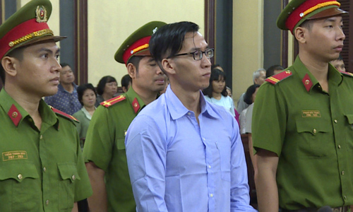 Vietnam deports American citizen arrested in SEZ law protest