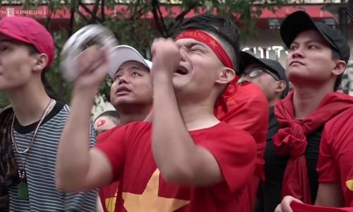 Fans sad but proud as Vietnam goes down fighting at Asiad semifinal