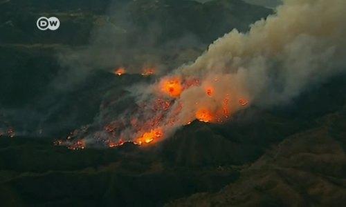 50 dead in California wildfires
