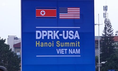 Preparations in Hanoi for upcoming Trump-Kim summit
