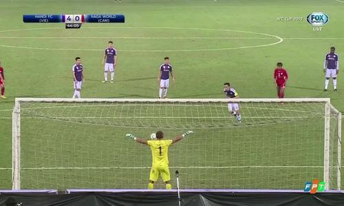 Hanoi FC 10-0 Nagaworld