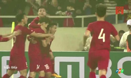 AFC U23 qualifiers: Vietnam 4-0 Thailand