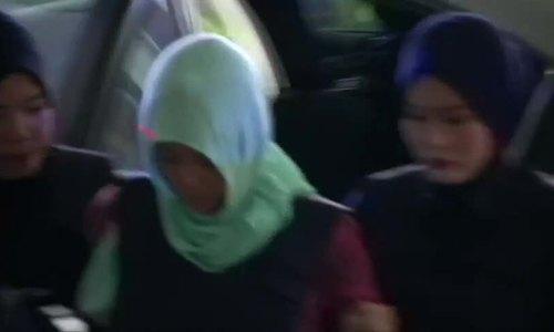 Doan Thi Huong shows up for Kim Jong-nam murder trial