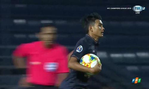 Vietnam football player has first assist at Thai club