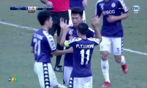 Hanoi FC - Tampines Rovers
