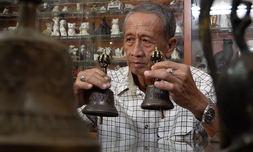 For HCMC collector, bells have a nice ring to them