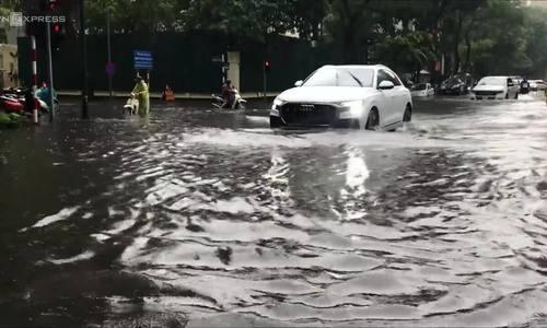 Hanoi flooding