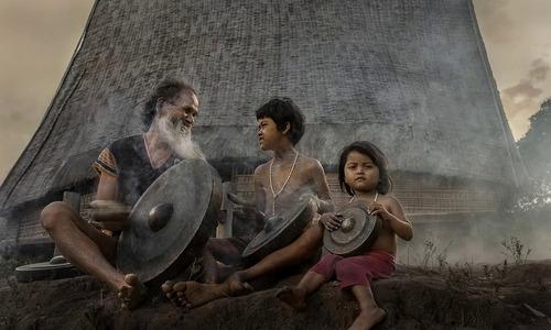 Ba Nai ethnic group celebrates new harvest season