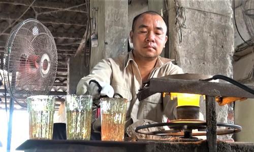 The glass is half empty in northern Vietnamese village