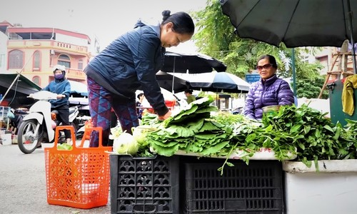 Northern market stops using plastic bags