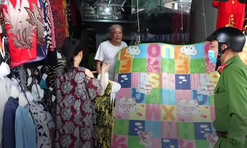 Hanoi authorities enforce shutdown of 'non-essential' businesses