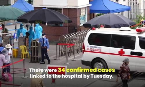 Life crawls after Bach Mai Hospital turns Covid-19 hot spot - edited
