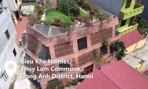 A brick cave is a Hanoian's castle