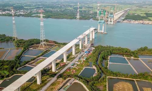 Three bridges to link HCMC with Dong Nai Province