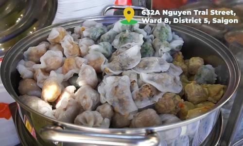 Four-generation dumpling restaurant