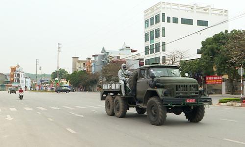 5 days of lockdown in Vietnam's Covid-19 hotspot
