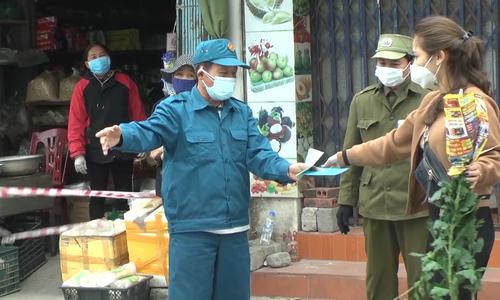 Vietnam Covid-19 hotspot limits wet market attendance