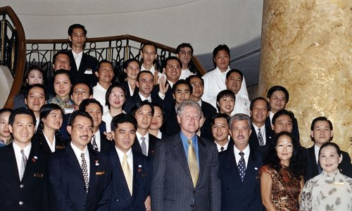 HCMC hotel staff recall preparations for welcoming President Bill Clinton