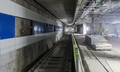 HCMC's Ba Son Station nears completion after seven years