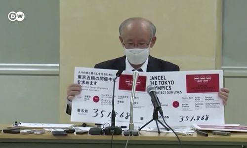 Coronavirus digest: Tokyo Olympics 'cannot be postponed'