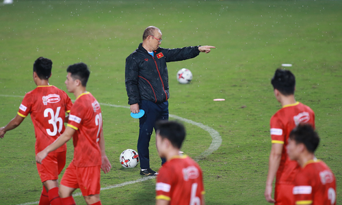 Park hang-seo: the spark that keeps football on fire in Vietnam