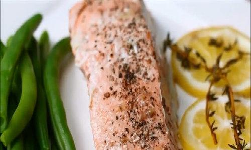 4 cách nấu cá hồi cực ngon và đơn giản - Video embed - VnExpress Gia đình