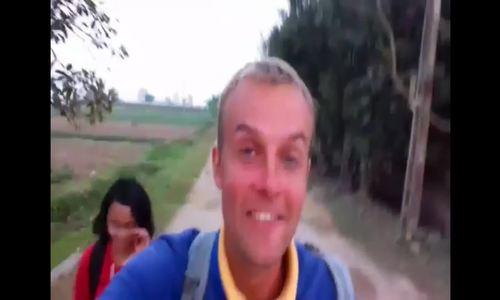 Chu du thế giới, chàng trai Bắc Âu tìm thấy một nửa ở Việt Nam