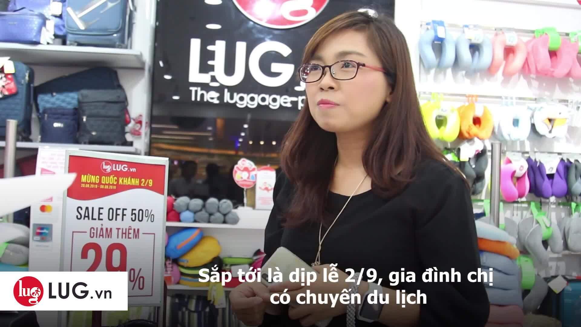 Tại sao người tiêu dùng chuộng mua vali dịp 2/9