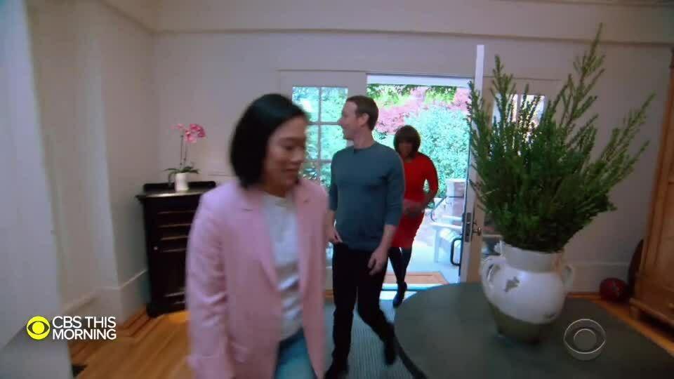 Cuộc sống trong ngôi nhà 7 triệu USD của Mark Zuckerberg