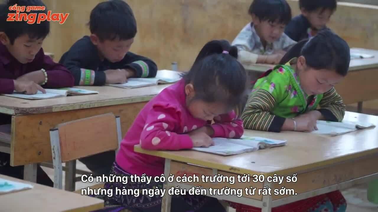 Hàng nghìn phần quà tiếp sức đến trường cho trẻ em vùng cao