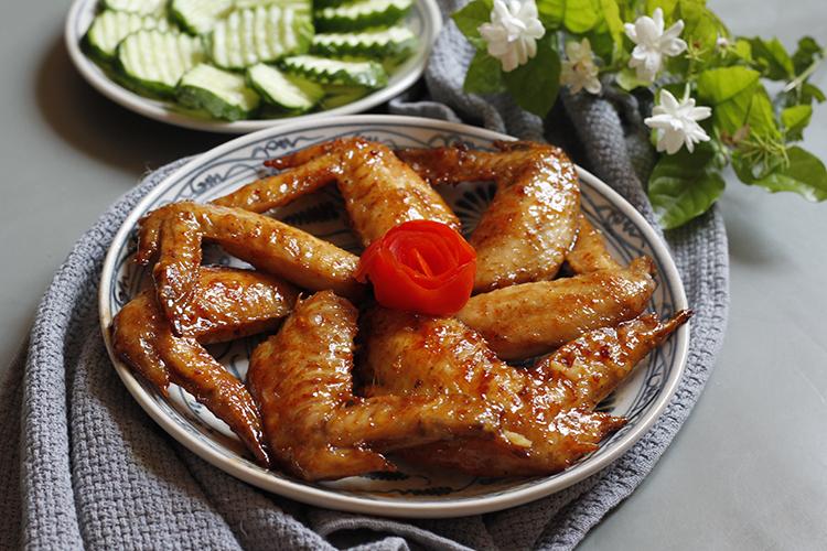 Cách làm cánh gà chiên nước mắm đậm đà