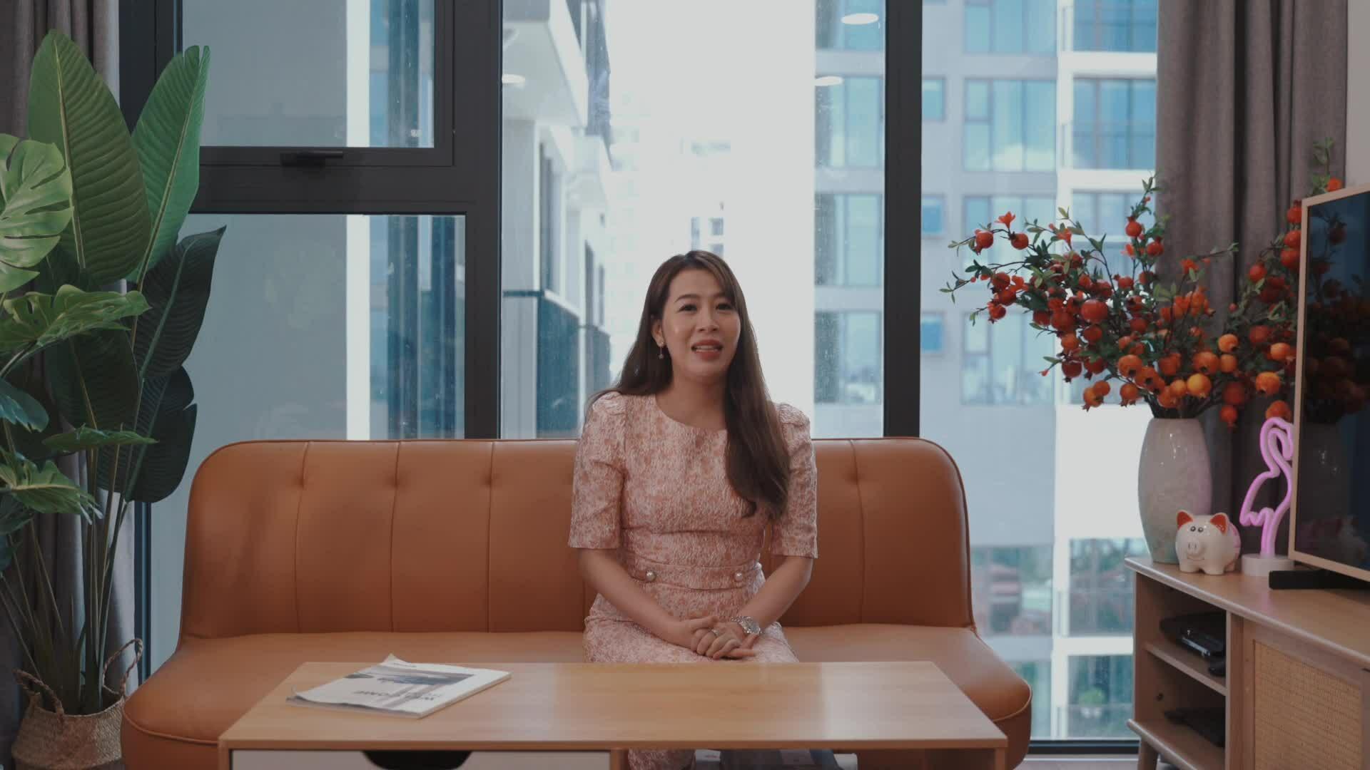 MC Diệp Chi chia sẻ bước lập kế hoạch tài chính cùng con