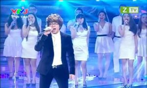 Liveshow 11 - Bùi Anh Tuấn hát 'Making Love Out Of Nothing At All