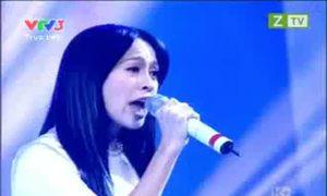 Cặp đôi hoàn hảo 2013 - Liveshow 2: Dương Triệu Vũ, Thanh Thúy - Tình yêu tôi hát