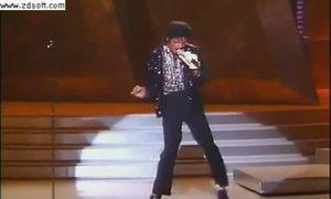 Điệu moonwalk của Michael Jackson