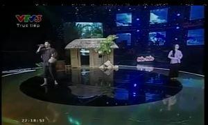 Dương Triệu Vũ và Thanh Thúy hát 'Ru lại câu hò'
