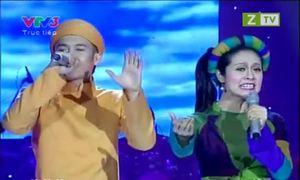 Dương Triệu Vũ và Thanh Thúy hát 'Đất nước lời ru'