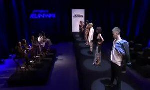 Project Runway tập 6: Những người mẫu có số đo 'khủng'