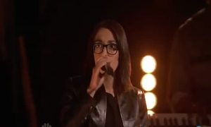 Chung kết The Voice Mỹ: One - Michelle Chamuel và Usher