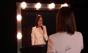 Chung kết The Voice Mỹ: Why - Michelle Chamuel