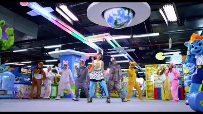 "Teaser MV ""Chocolate"" - Trang Pháp"