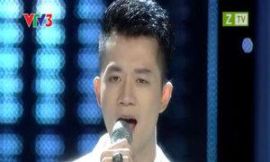 Phạm Quốc Huy hát 'You raise me up'