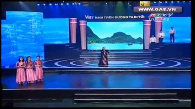 Quảng Bình quê ta ơi - NSND Thu Hiền