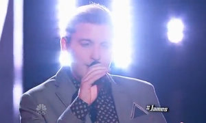 The Voice Mỹ: James Wolpert đo ván Juhi