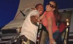Mariah Carey và Nick Cannon đóng chung MV